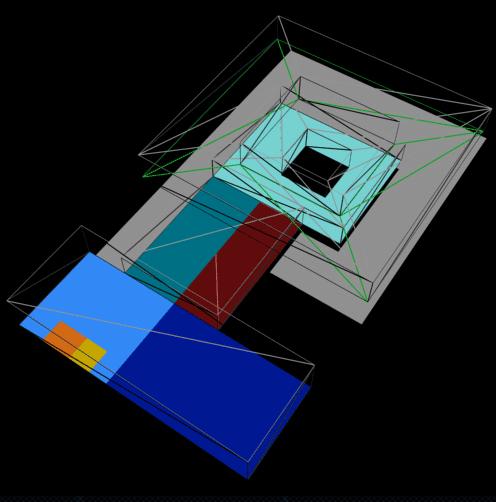План на зградата